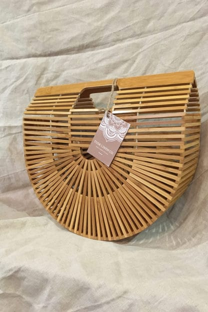 Bamboo Carry All Accessories