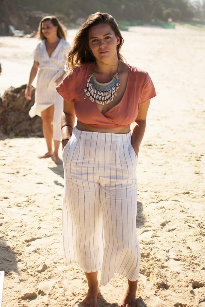 Wholesale Linen Clothing Linen Pants